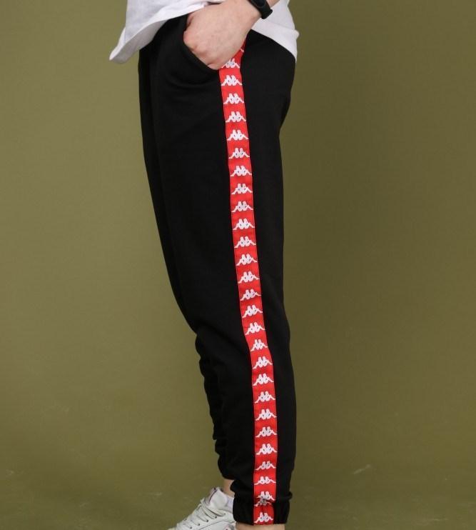 Чоловічі теплі спортивні зимові штани Kappa, Чоловічі спортивні штани Каппа зимові теплі спортивки