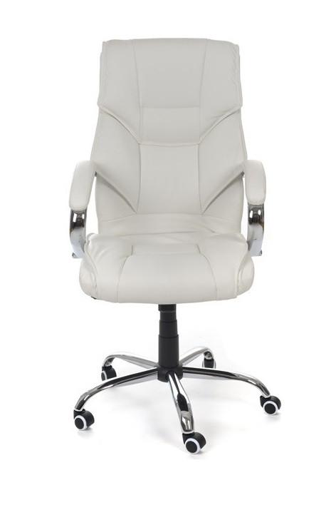 Офісне біле крісло Eden