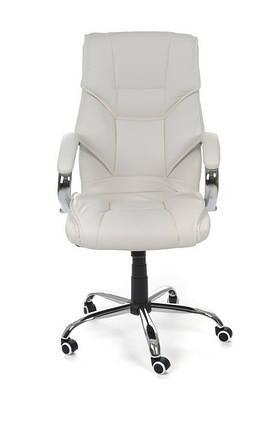 Офісне біле крісло Eden, фото 2
