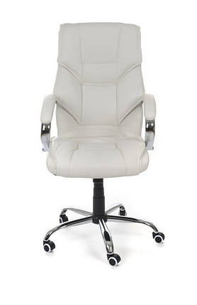 Офисное белое кресло Eden, фото 2