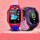 Smart Baby Watch детские умные часы Brave Q19 Dark Purple с камерой, фото 3