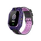Smart Baby Watch детские умные часы Brave Q19 Dark Purple с камерой, фото 2