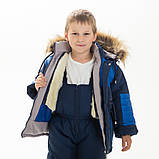 Детский Зимний Комбинезон  Иван 86-110 рост, фото 4