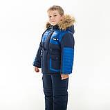 Детский Зимний Комбинезон  Иван 86-110 рост, фото 5