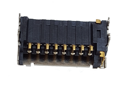 Разъем SIM-карты Samsung SM-B310E, B312E, original (PN:3709-001605)