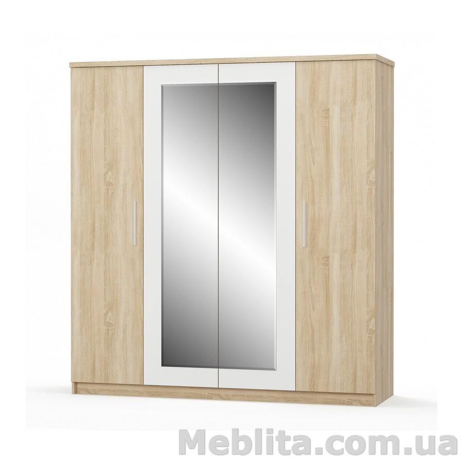 Шкаф 4Д Маркос Мебель-Сервис