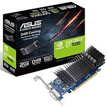 Видеокарта GF GT 1030 2GB GDDR5 Asus (GT1030-SL-2G-BRK)