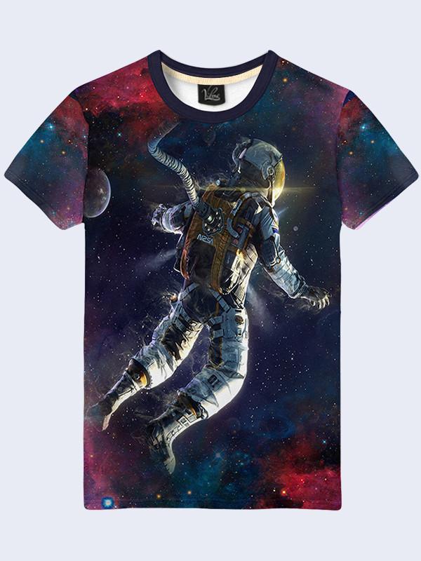 Футболка Man in Space