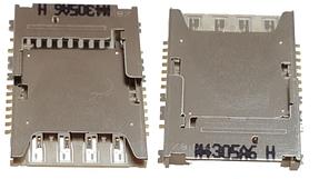 Разъем SIM и MicroSD Samsung N9000, N9005, N9006, G7102, G3815, original (PN:3709-001829)