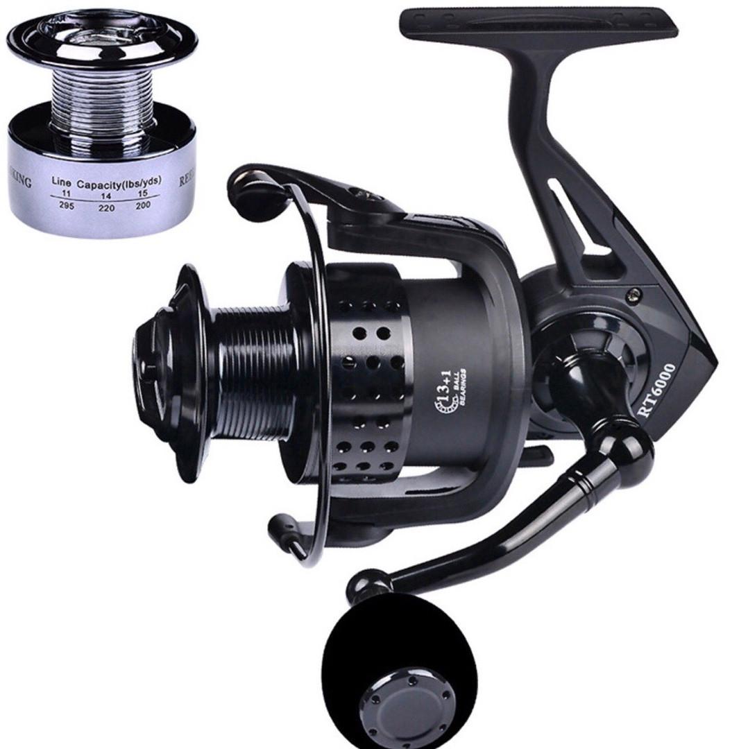 Рыболовная безынерционная  Катушка Proberos RT ( 2000 размер )
