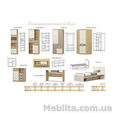 Комод Лами Мебель-Сервис , фото 3