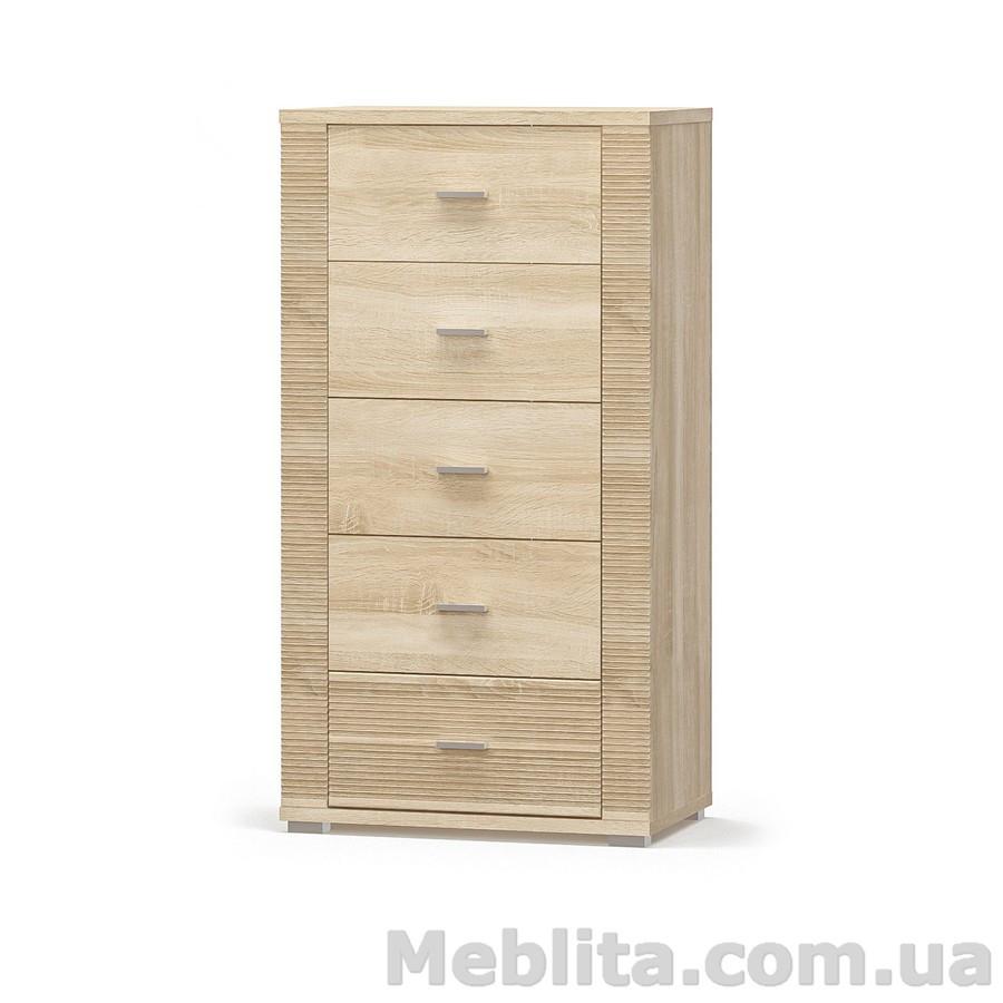 Комод 5Ш Гресс Мебель-Сервис