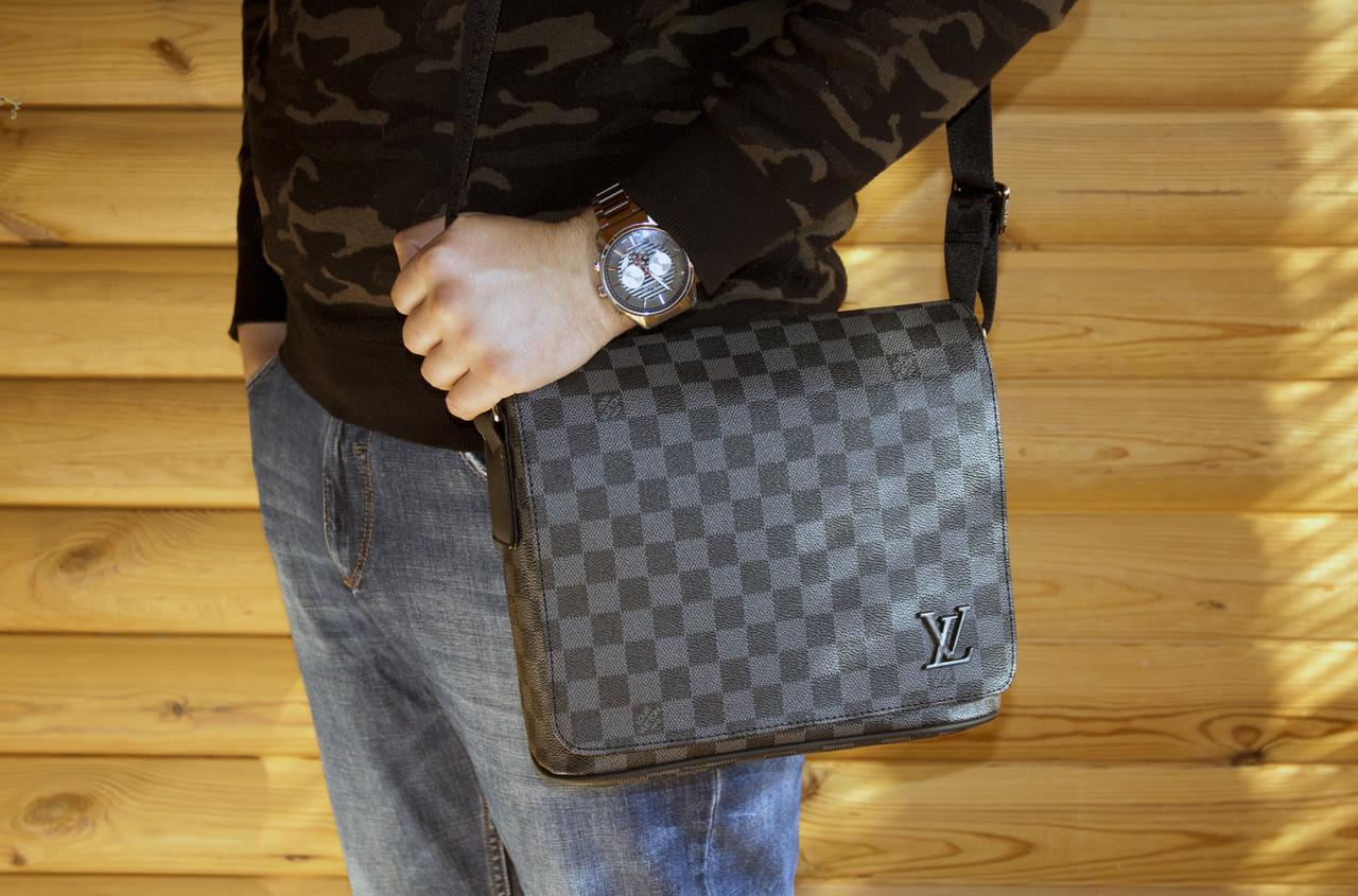 Мужская сумка через плечо LOUIS VUITTON / ЛУИ ВЮИТТОН