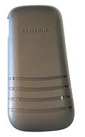 Samsung E1202i Задняя крышка, Dark Gray, original (PN:GH61-01227B)