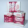 Набор полотенец Lovely розов. (3 шт)
