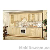 Кухня Гранд береза тундра Мебель-Сервис