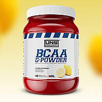 Аминокислоты UNS BCAA G-Powder 600 г Лимон УНС ВСАА