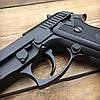 Пистолет пневматический SAS Taurus PT99 Blowback + Баллоны и шарики (металл), фото 4