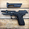Пистолет пневматический SAS Taurus PT99 Blowback + Баллоны и шарики (металл), фото 7