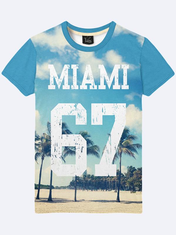 Футболка Америка Майами