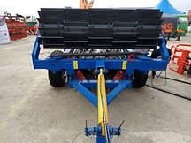 Каток измельчитель рубящий водоналивной КРТ-6П-01