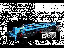 Каток измельчитель рубящий водоналивной гидрофицированный КР-12,5П-01