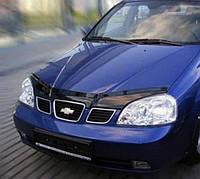 Дефлектор капота  Chevrolet Nubira с 2003, Мухобойка Chevrolet Nubira