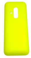 Nokia 220 Кришка АКБ, Yellow, original (PN:9448657)