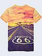Футболка Дорога 66, фото 2