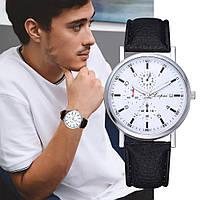 Часы мужские ASL/ кварцевые/ цвет ремешка черный