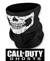 """Тактическая военная маска-бафф призрак Call of Duty """"Ghosts"""" #13, фото 1"""
