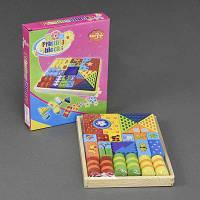 Детская деревяная развивающая игрушка Деревянная игра