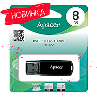 USB Флешка 8GB Apacer AH322