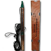 Погружной глубинный насос для скважин центробежный 70 QJD 1-50/14-0.55 HWD(Grundfos) гарантия 2 года