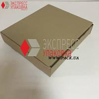 Коробка картонная 545 х 245 х 25 мм, самосборная