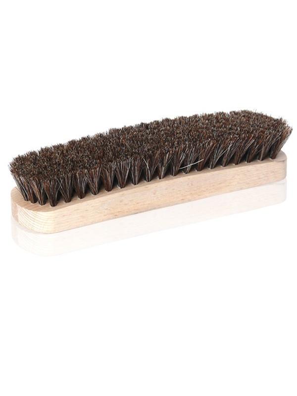 Щетка для полировки обуви Kaps из конского волоса, большая