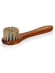 Щетка Kaps для нанесения крема из конского волоса