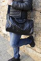 Дорожная сумка из натуральной кожи Gucci, фото 1