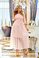 Женское платье размеры 50-56. Артикул: 0117010