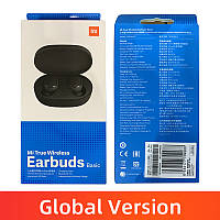 Наушники Xiaomi Redmi AirDots Black TWSEJ04LS (ZBW4480GL) (Mi True Wireless EarBuds Basic) Global