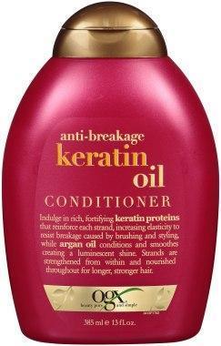Кондиционер против ломкости волос OGX Keratin Oil 385ml
