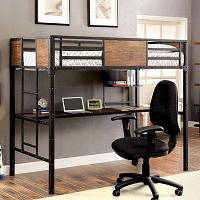 Комплект рабочий стол и кровать «Duplex»