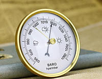 Карманный барометр Baro 90B,отличное качество.Подарок рыбаку., фото 1