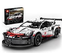 """Конструктор Bela 11171 """"Porsche 911 RSR"""" (аналог Lego Technic 42096), 1580 дет"""