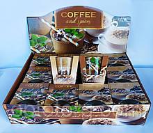 Свечи Bartek ароматизированные в стакане Coffee