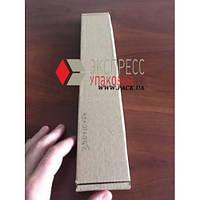 Коробка картонная 310 х 40 х 20 мм, самосборная