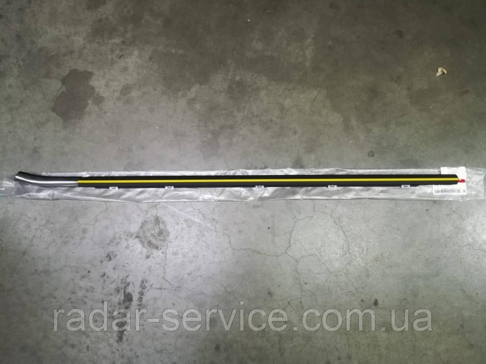 Молдинг скла передньої лівої двері нижній хром кіа Спортейдж 4, KIA Sportage 2016-20 Qle, 82210d9000