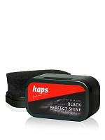 Губка для обуви, Черная Kaps Black Perfect Shine