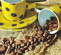 Набір-стандарт картина за номерами Кавові зерна, фото 1