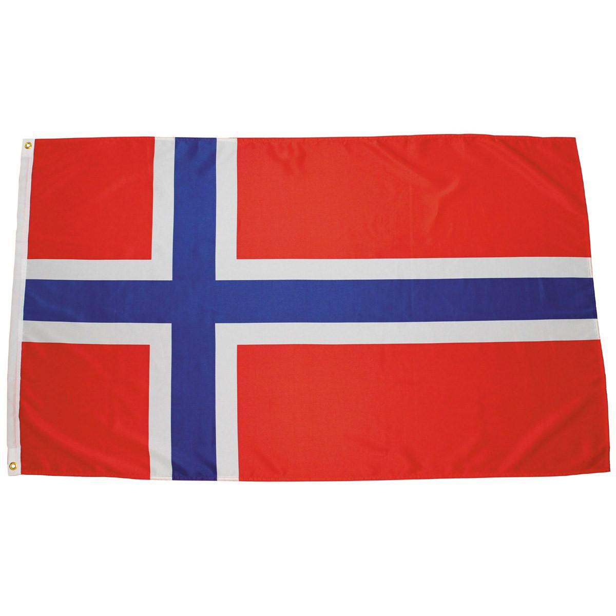 Флаг Норвегии 90х150см MFH
